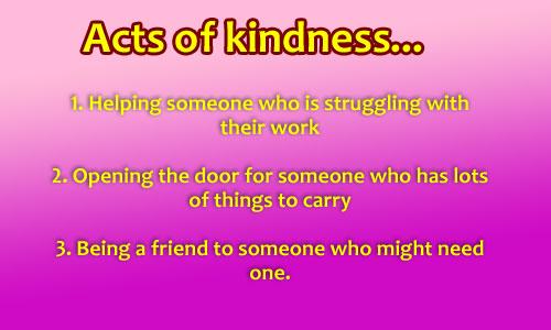 kindness001